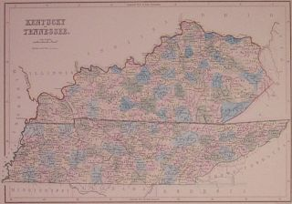 Kentucky and Tennessee. A. BLACK, C.