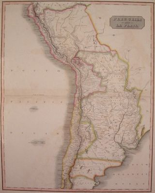 Peru, Chili and La Plata. John THOMSON