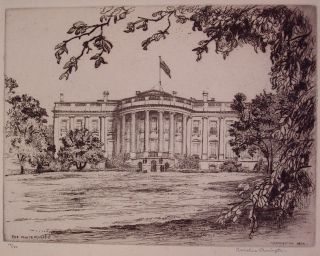 The White House. Caroline ARMINGTON.