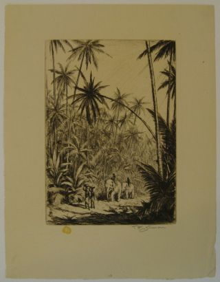 Tropical Wood, Ceylon. Tavik Frantisek SIMON