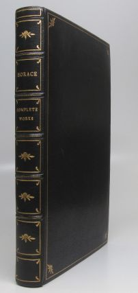The Complete Works of Horace (Quintus Horatius Flaccus). HORACE
