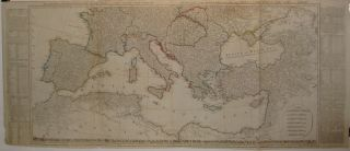 Europe Divided into its Empires, Kingdoms, States Republics, &c. By Thomas Kitchin, Hydrographer to The King, with many Additions and Improvements from the latest Surveys and Observations.