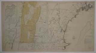A Map of the most Inhabited part of New England, containing the Provinces of Massachusets Bay and New Hampshire, with the Colonies of Conecticut and Rhode Island. Divided into Counties and Townships: The whole composed from Actual Surveys and its Situation adjusted by Astronomical Observations