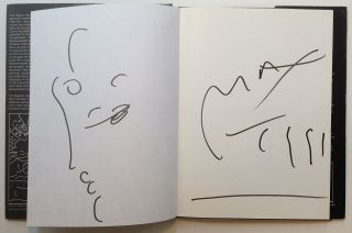 "Inscribed Book titled ""Peter Max"" L. D. BLACK, Peter MAX."
