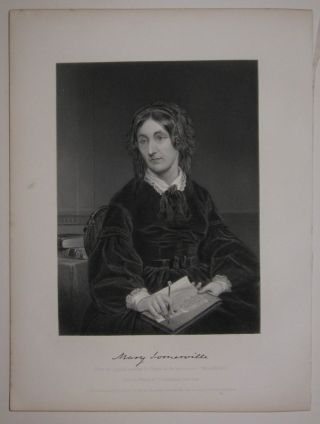 Mary Somerville. UNKNOWN