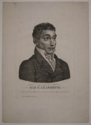 Mr. Le Gal. de Lafayette. UNKNOWN
