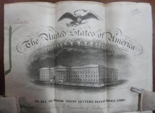 Original Patent with Drawings