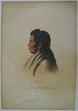 Sha-Ha-Ka: A Mandan Chief. Thomas L. MCKENNEY, James HALL