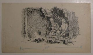 Untitled (At Camp Number Two). Horace Boylston DUMMER