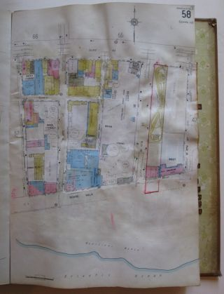 Vol. 18 of 29 Atlases of Insurance Maps for Brooklyn.Coney Island and Brighton Beach. SANBORN MAP COMPANY.