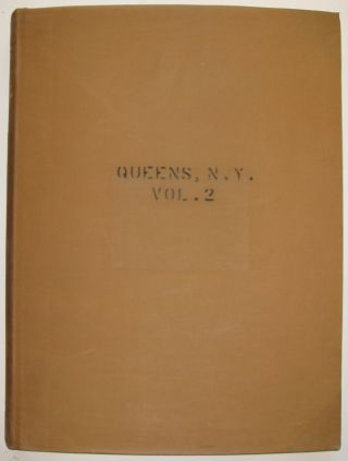 Vol. 2 of 29 Atlases of Insurance Maps for Queens. Astoria