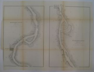 Mississippi River from Cairo Ill. to St. Mary's Mo. in VI sheets: Reconnaissance for the use of the Mississippi Squadron under command of Acting Rear Admiral S.P. Lee, U.S.N.