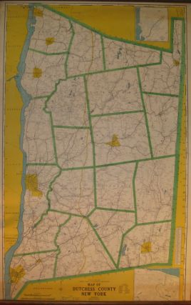 Dolph-Stewart Street, Road and Property Ownership: Map of Dutchess County New York. DOLPH AND...