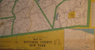Dolph-Stewart Street, Road and Property Ownership: Map of Dutchess County New York