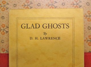 Glad Ghosts