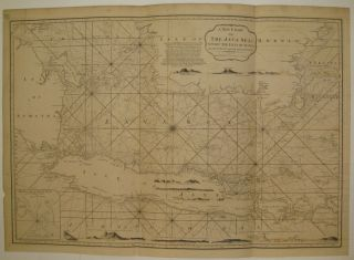 A New Chart of the Java Sea, within the Isles of Sunda; with its Straits, and the Adjacent Seas....