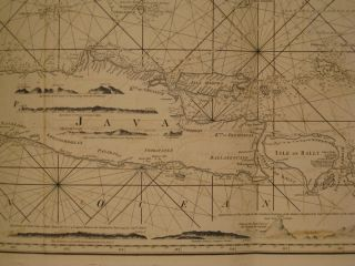 A New Chart of the Java Sea, within the Isles of Sunda; with its Straits, and the Adjacent Seas.