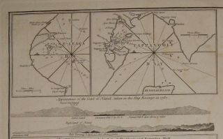 A Chart of the Western Coast of Sumatra from Touroumane to Indrapour with the Adjacent Islands