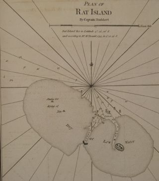 A Chart of the West Coast of Sumatra from Old Bencoolen to Buffaloe Point containing the Road of Bencoolen and Poolo Bay