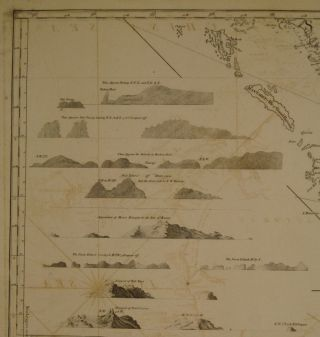 A Chart of the South Part of Sumatra and of the Straits of Sunda and Banca with Gaspar Straits...