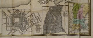 Map of Connecticut from actual survey