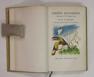 Green Mansions: A Romance of the Tropical Forest.