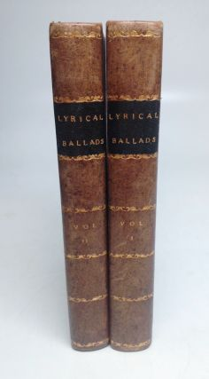 Lyrical Ballads With Pastoral and Other Poems