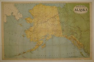 Alaska. RAND MCNALLY, CO