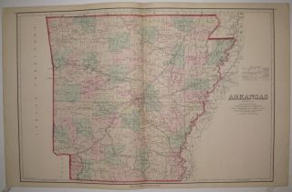 Arkansas. Frank A. GRAY.