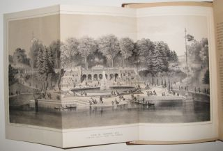 Third Annual Report of the Board of Commissioners of the Central Park January 1860