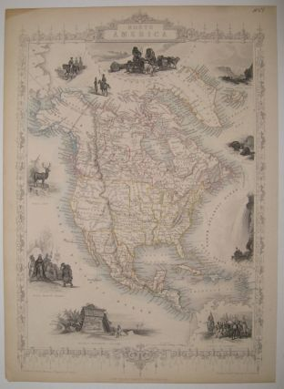 North America. John TALLIS