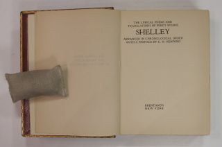 The Lyrical Poems and Translations of Percy Bysshe Shelley.