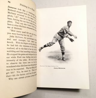 Pitching in a Pinch, or Baseball from the Inside