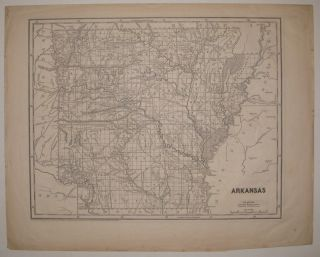 Arkansas. Sidney Edwards MORSE, Samuel BREESE.