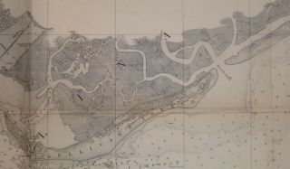 Preliminary Chart of Charleston Harbor and its Approaches...