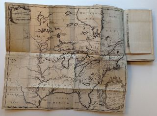 A New Discovery of a Vast Country in America, Extending above Four Thousand Miles, between New France & New Mexico