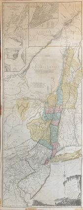 The Provinces of New York and New Jersey with part of Pensilvania, and the Province of Quebec,...