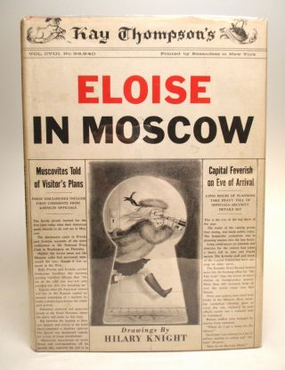 Eloise in Moscow. Kay THOMPSON