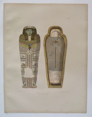 Case and Mummy in its Cerements. Samuel Augustus BINION
