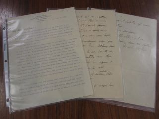 Typed and Handwritten Letter Signed to his Daughters. CIVIL WAR -- Gen. Joseph Wheeler, 1836 - 1906