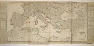 Europe Divided into its Empires, Kingdoms, States Republics, &c. By Thomas Kitchin, Hydrographer...