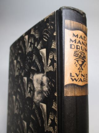 Mad Man's Drum: A Novel in Woodcuts.