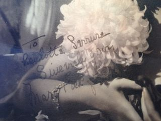 Inscribed Vintage Photograph