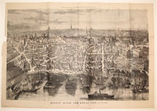 Boston After the Great Fire. HARPER'S WEEKLY