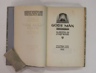 Gods' Man. A Novel in Woodcuts.