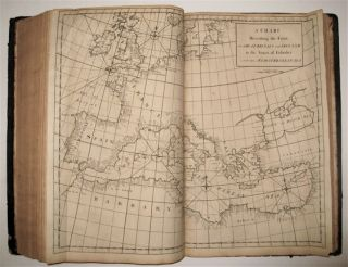 Atlas maritimus & commercialis; or, a general view of the world, so far as relates to trade and...