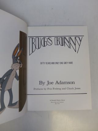 Bugs Bunny: Fifty Years and Only One Grey Hare.