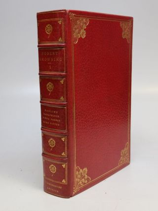 The Complete Works of Robert Browning. Robert BROWNING
