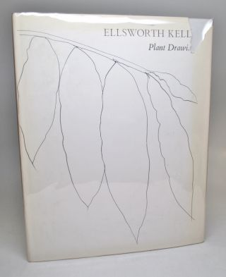 Ellsworth Kelly Plant Drawings. John ASHBERY, Ellsworth KELLY, essay