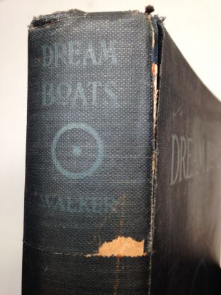 Dream Boats and Other Stories; Portraits and Histories of Fauns, Fairies, Fishes, and Other Pleasant Creatures